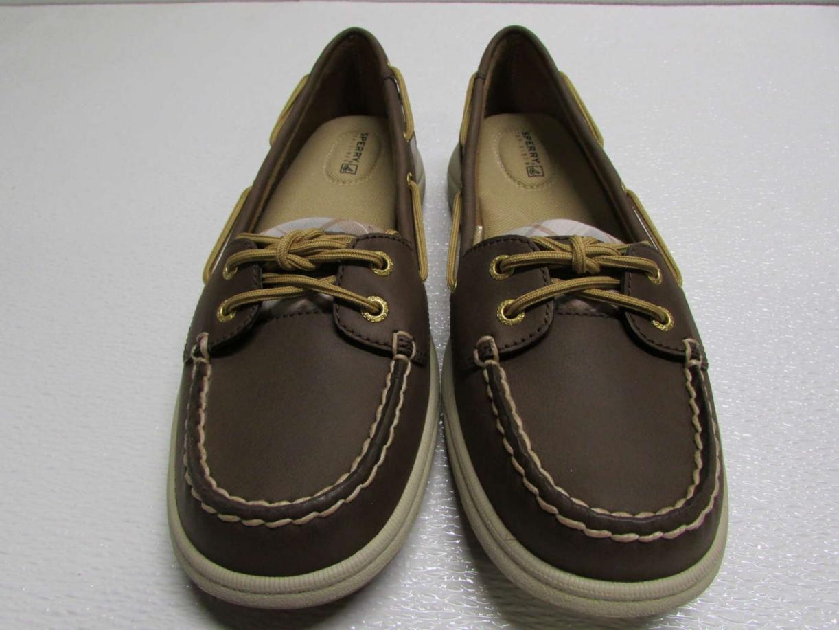 Sperry Top Sider Laguna Plaid Boat Shoe