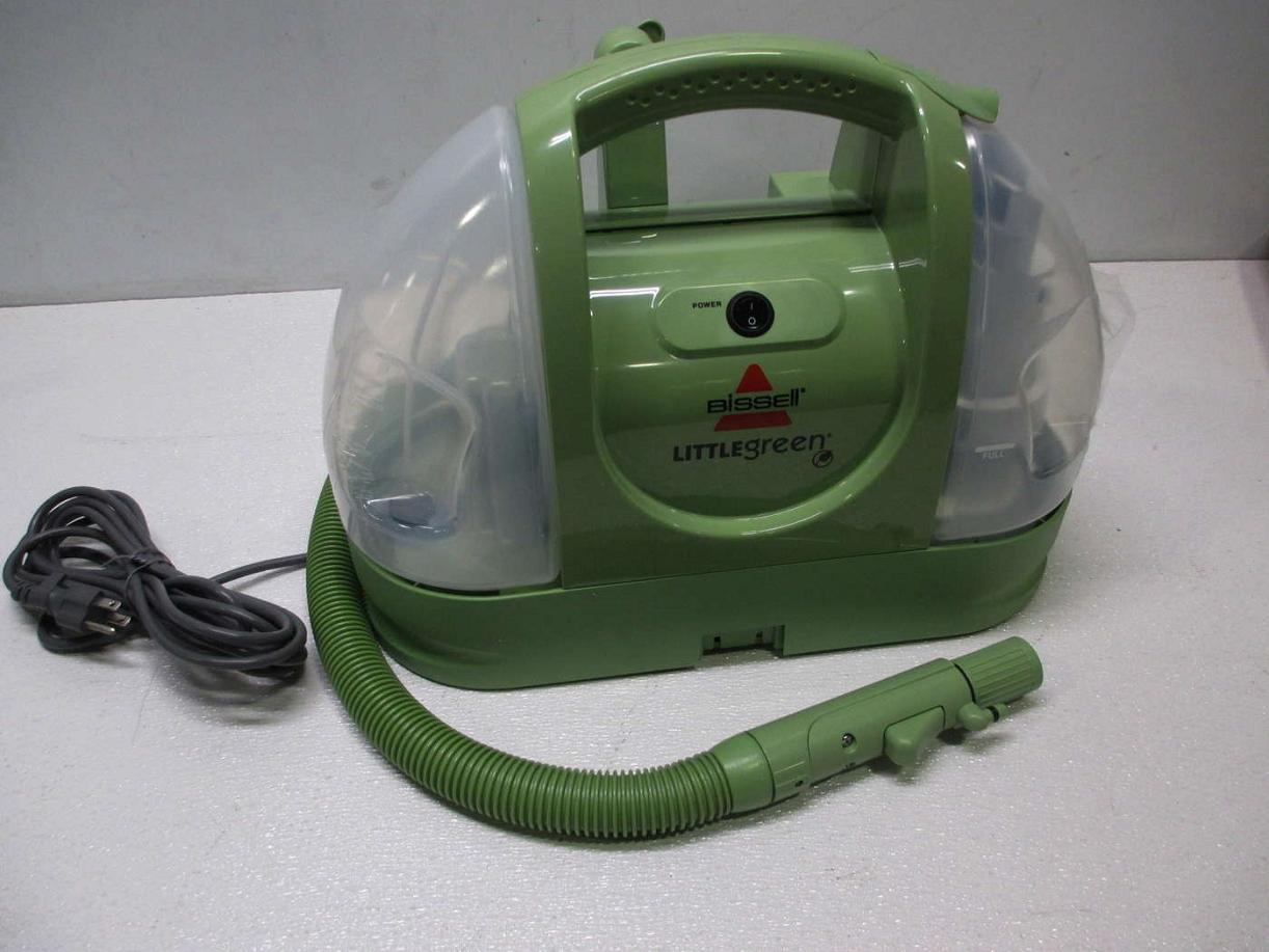 bissell little green formula instructions