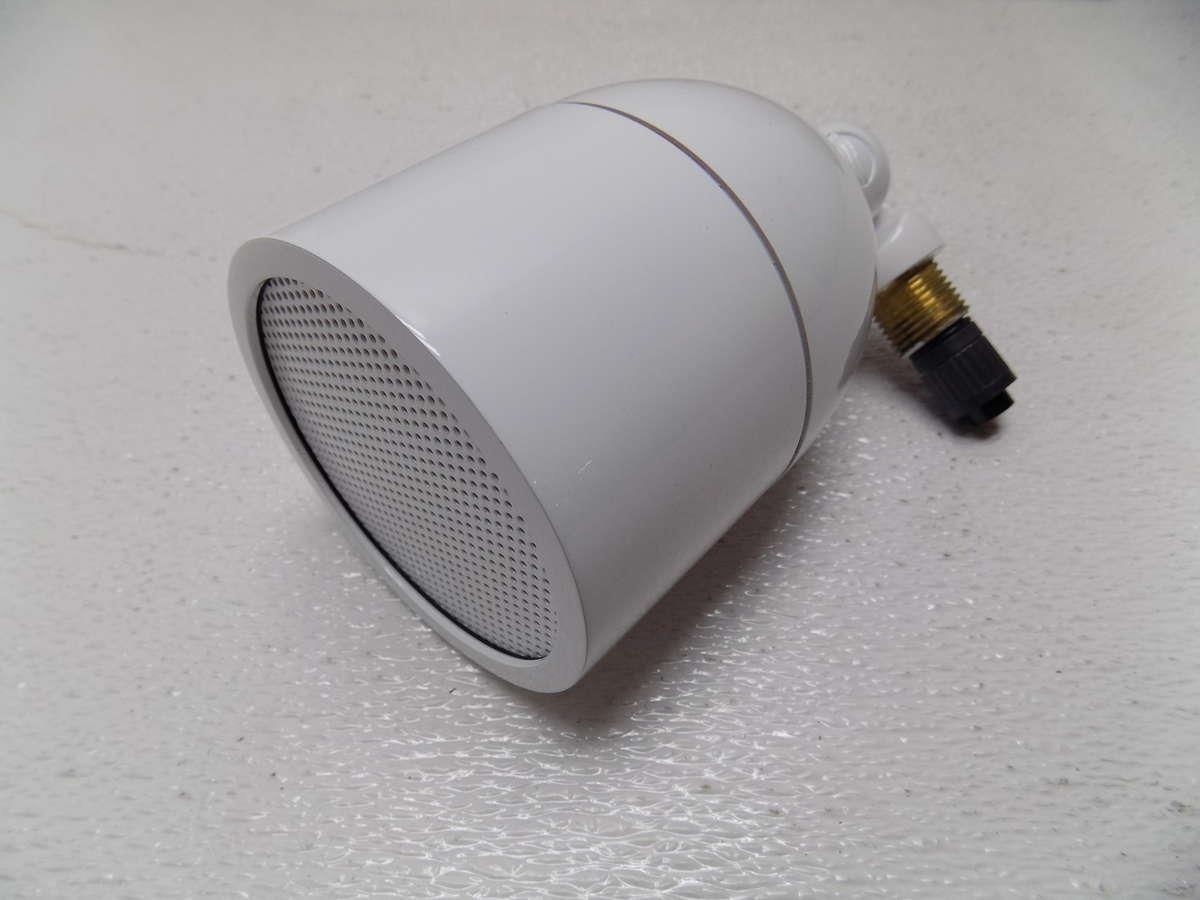 Coastal Source Lot Of 9 3 Inch Bullet Outdoor Speakers White EBay