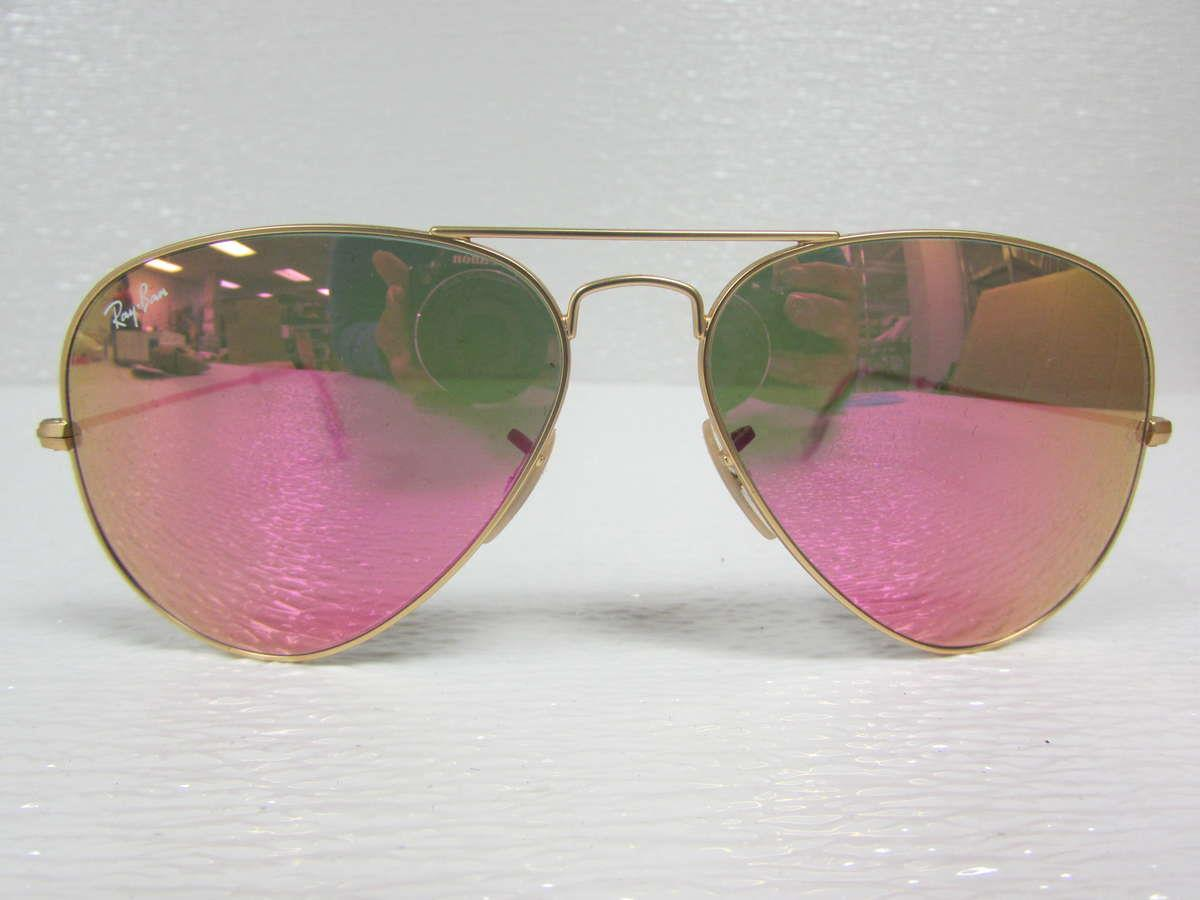 gold aviator frames  large matte gold