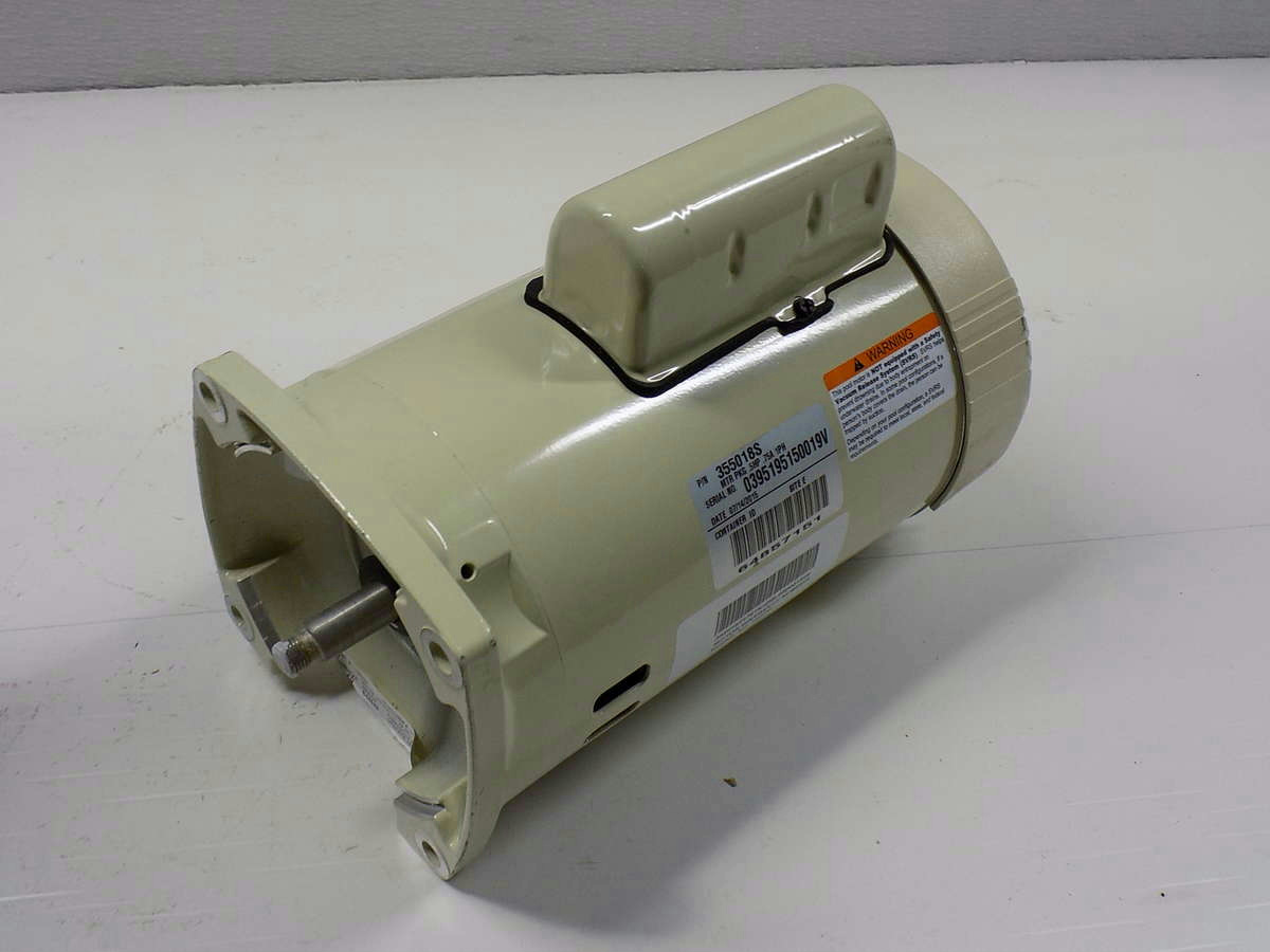 Pentair pool pump motor 355018s ebay for Pentair pool pump motor