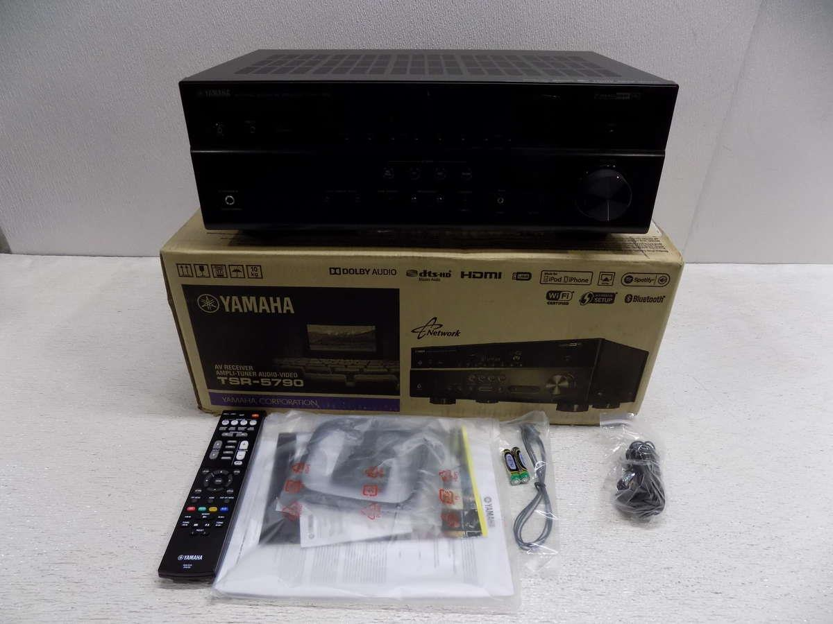 Yamaha tsr 5790 av home theater receiver 4k 7 2 channel ebay for Yamaha home theatre customer care number