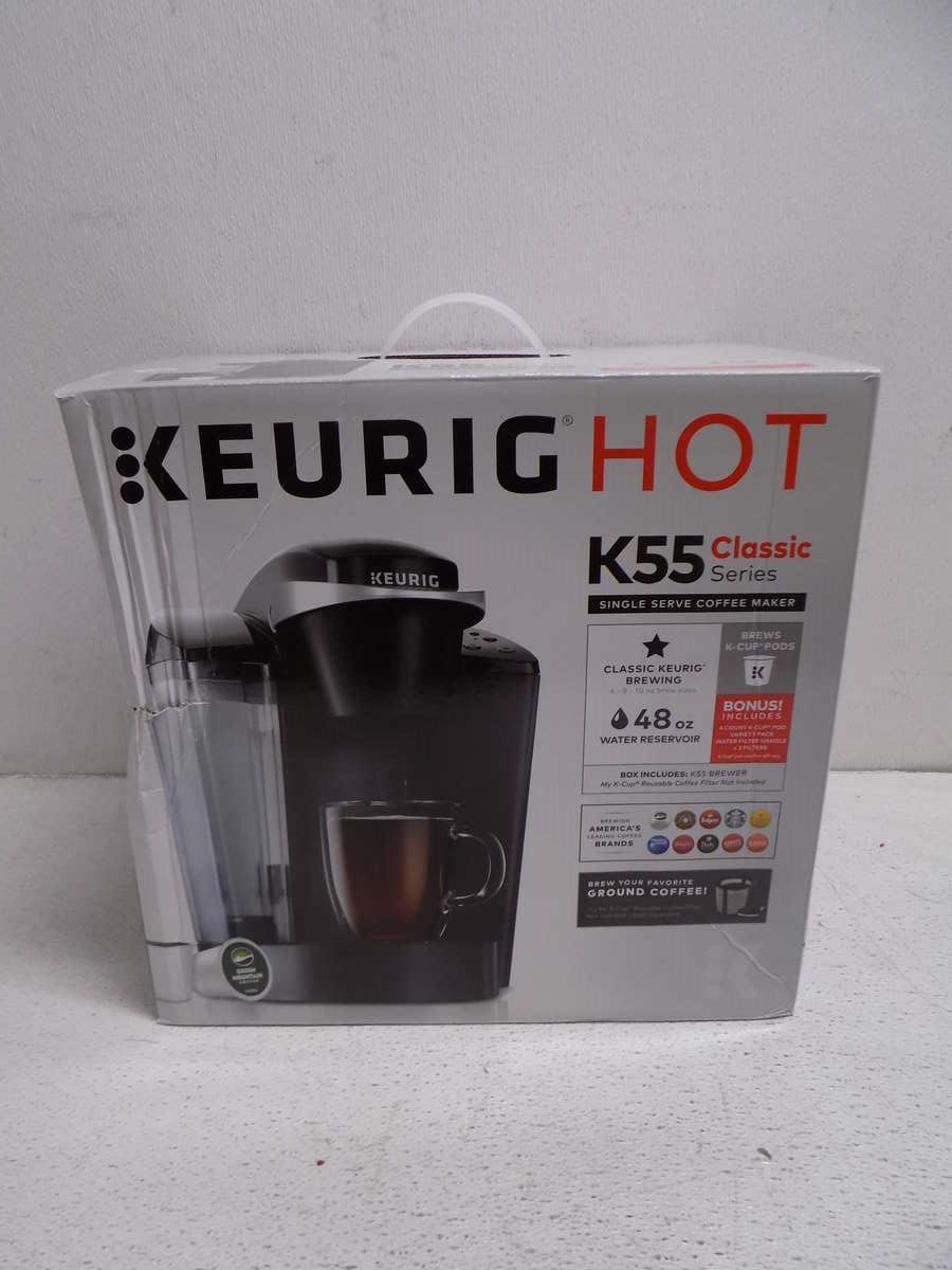 Keurig K55 Coffee Maker, Black