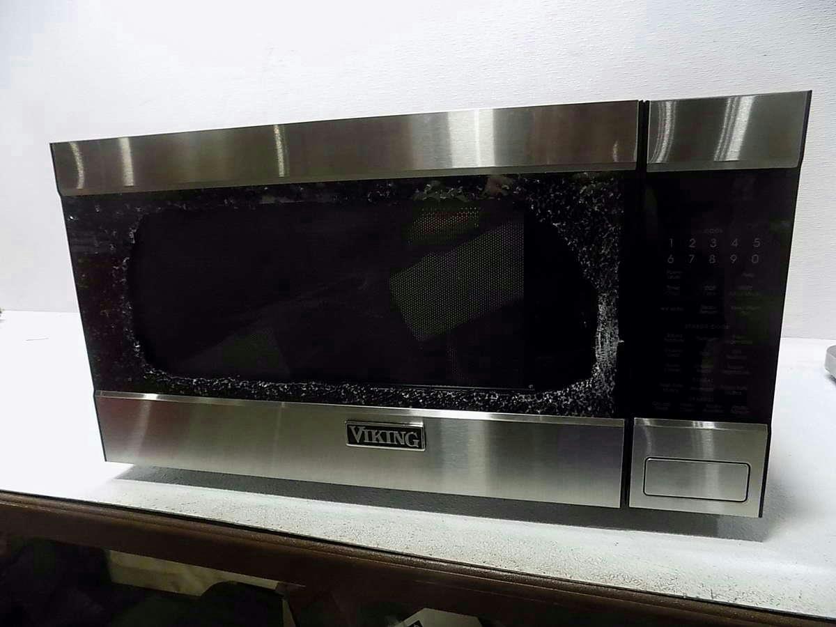 Viking Countertop Oven : Viking Countertop Microwave Oven RVM320SS eBay