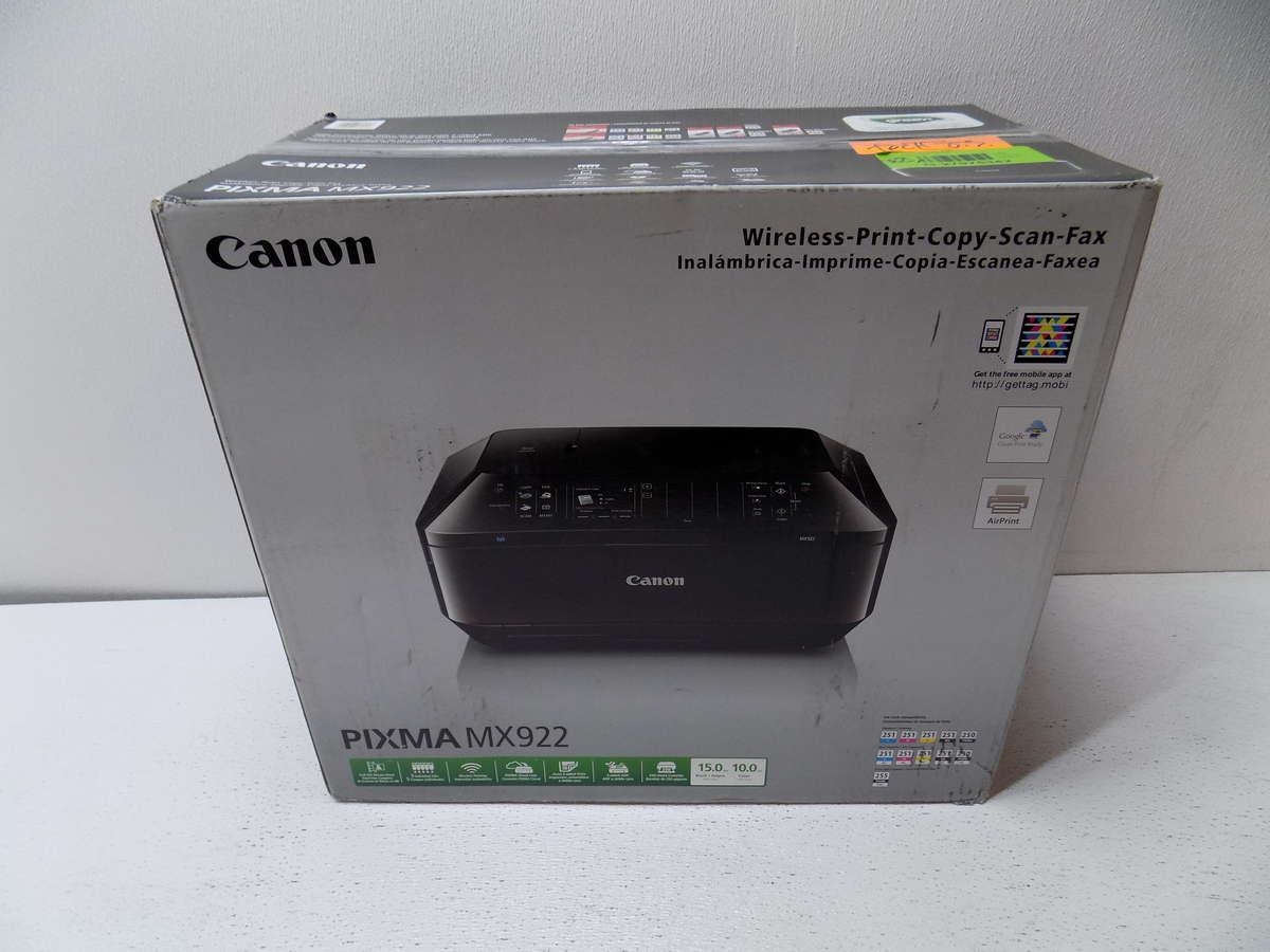 Canon pixma mx922 all in one color inkjet printer wireless for Canon printer templates