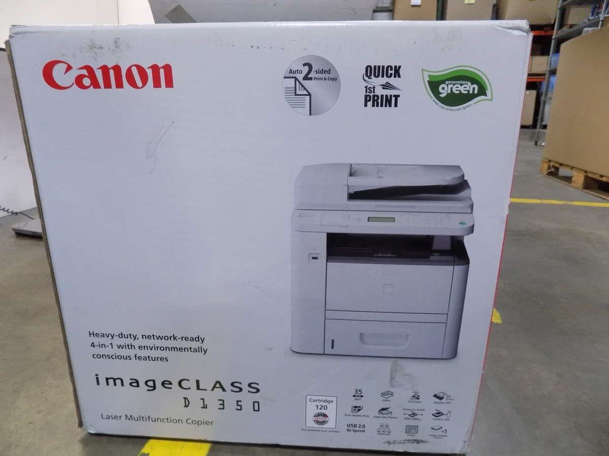 canon printer templates - canon multifunction 35ppm printer cnmicd1350 ebay