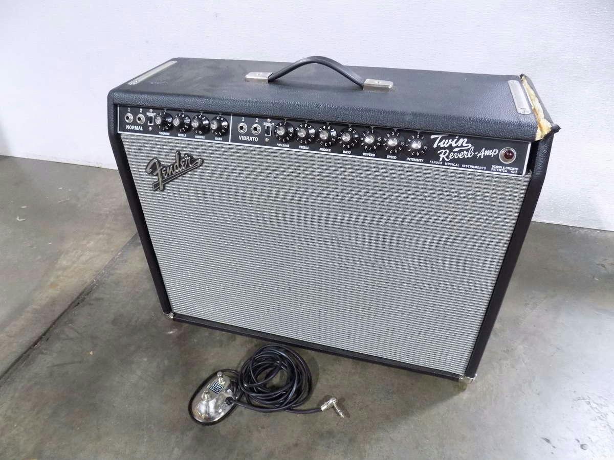 Fender 65 Twin Reverb Reissue E-Gitarrenverstrker