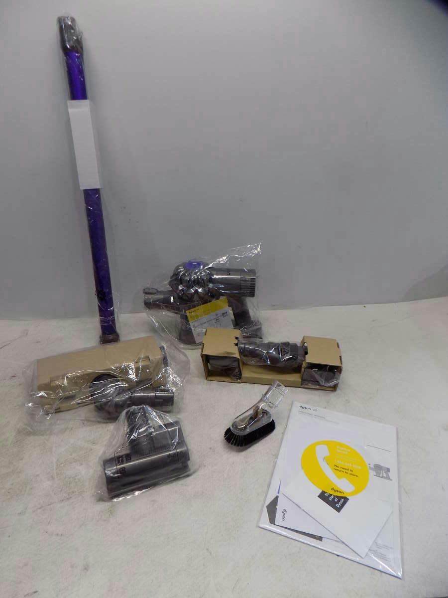 dyson v6 animal upright vacuum cleaner ebay. Black Bedroom Furniture Sets. Home Design Ideas