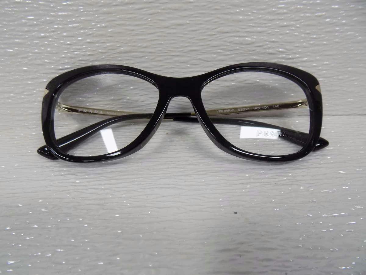 prada s eyeglass frames vrp09r ebay