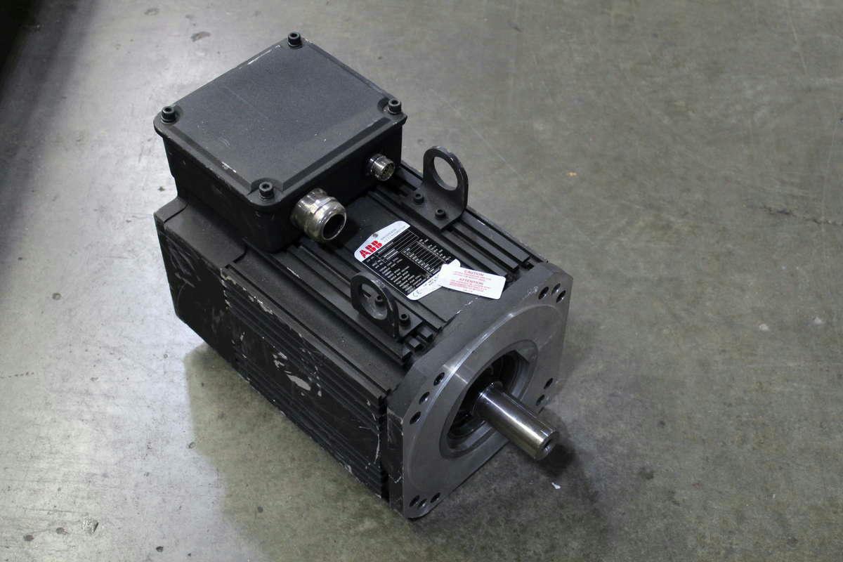 Baldor Bsm132c 3200aa Brushless Servo Motor Ebay