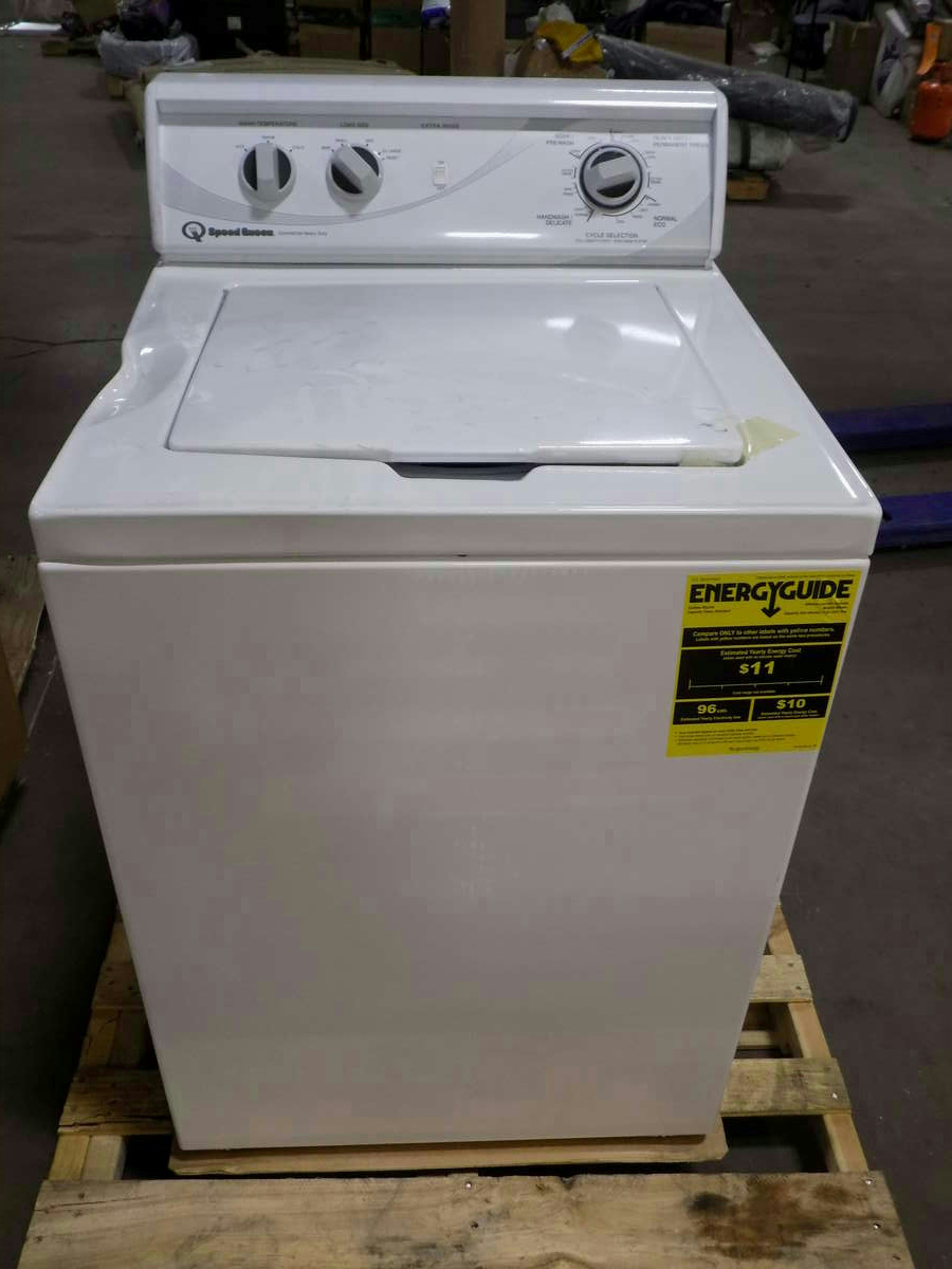 Speed Queen Awn432sp 26 In Top Load Washer Ebay