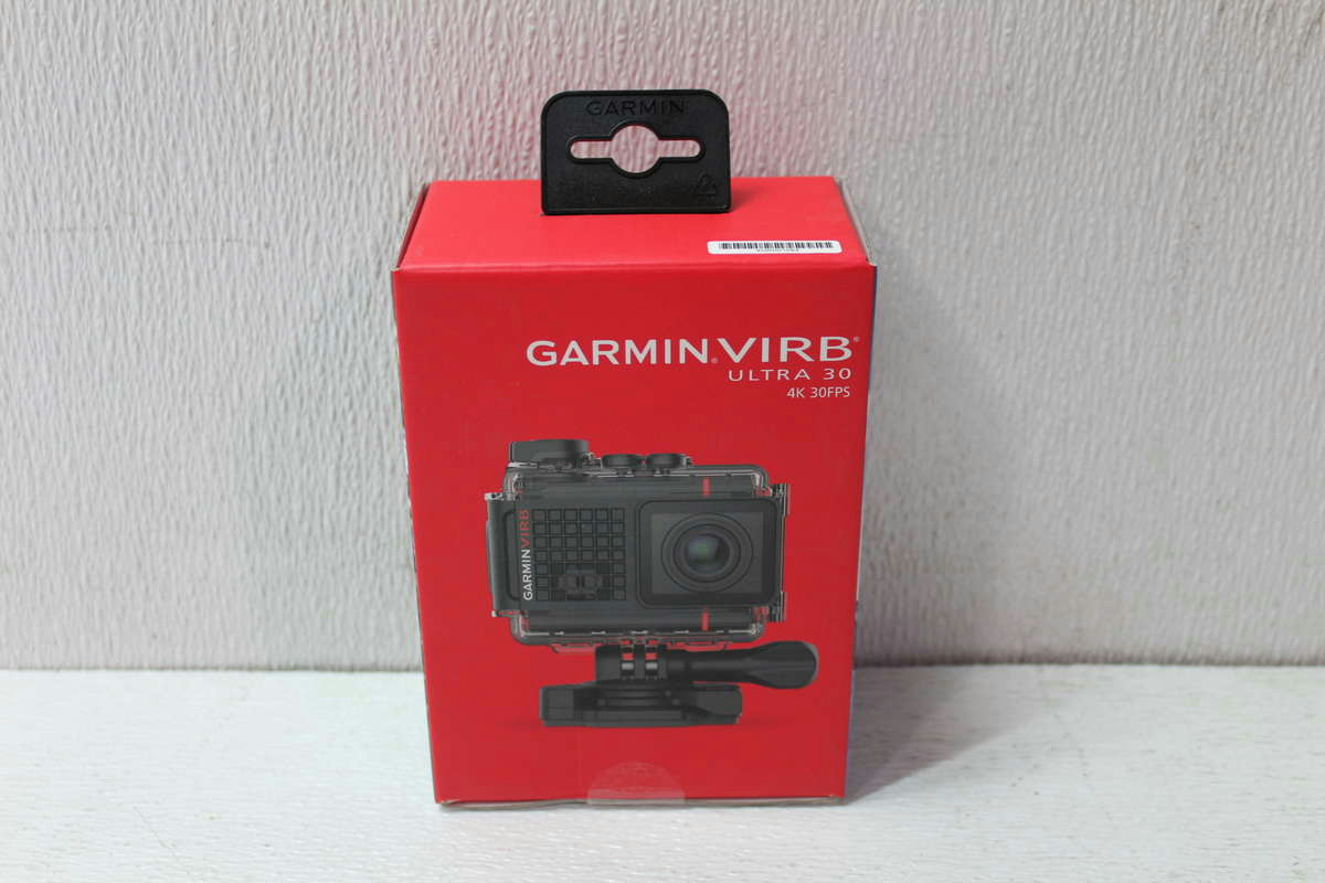 Garmin virb ultra 30 action camera 4k 30fps ebay for Virb templates