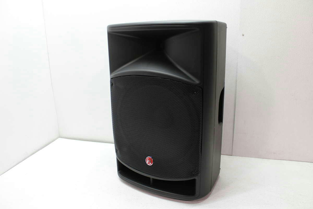 harbinger vari v2115 600 w 15 two way powered loudspeaker ebay. Black Bedroom Furniture Sets. Home Design Ideas