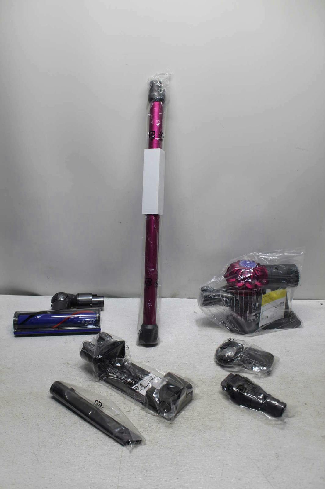 dyson v6 motorhead handheld vacuum cleaner 949310 ebay. Black Bedroom Furniture Sets. Home Design Ideas