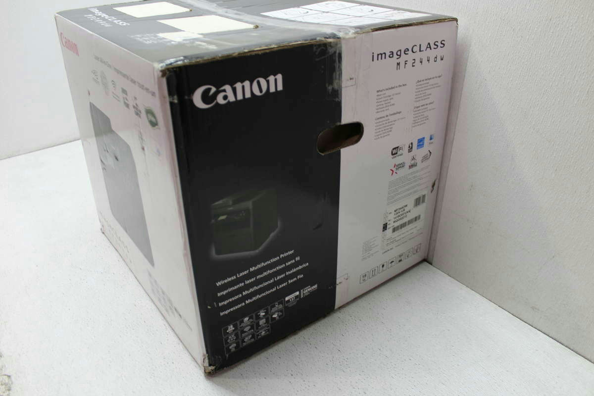 Canon imageclass mf244dw wireless laser multifunction printer for Canon printer templates