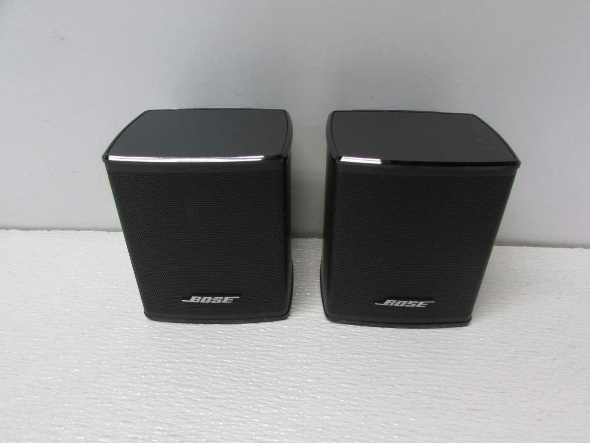bose virtually invisible 300 wireless surround sound. Black Bedroom Furniture Sets. Home Design Ideas
