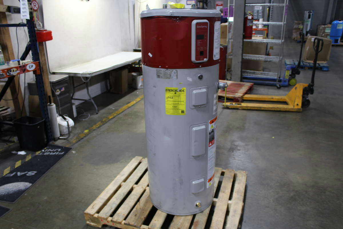 geospring hybrid electric water heater geh50dfejsrb ebay. Black Bedroom Furniture Sets. Home Design Ideas