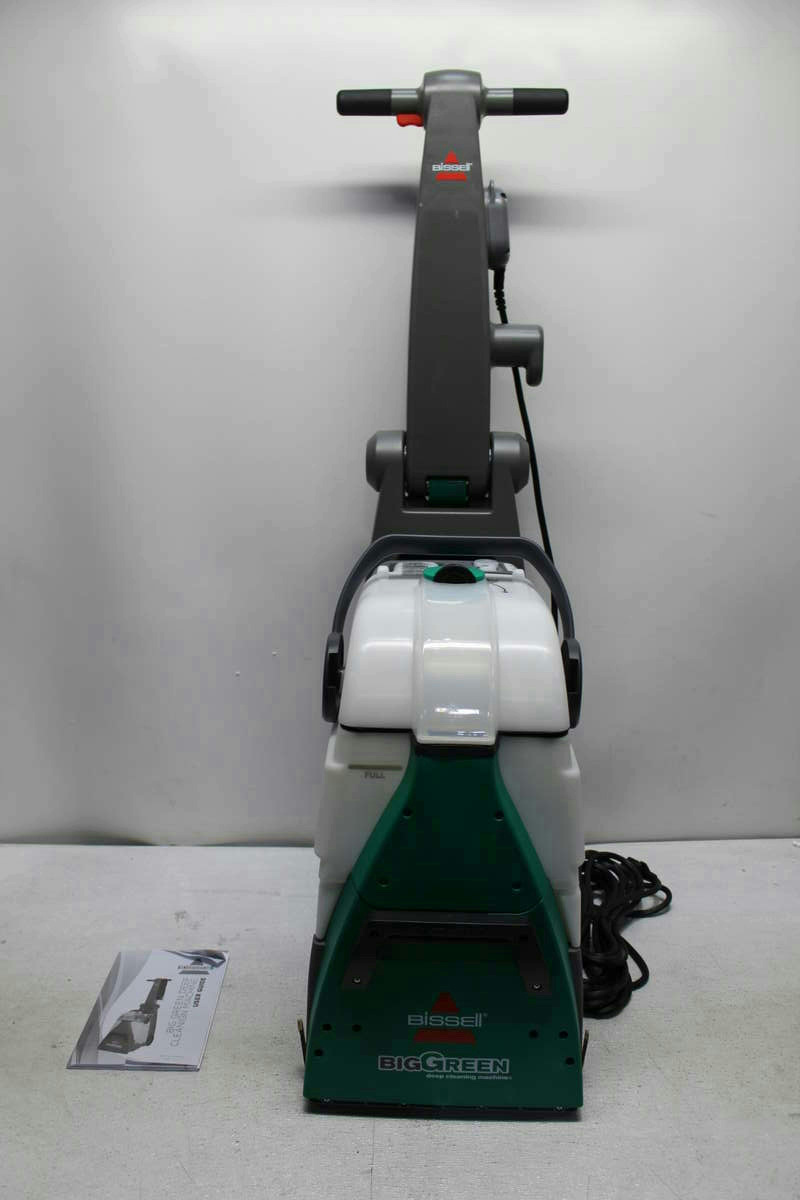 bissell big green cleaning machine carpet cleaner 86t3