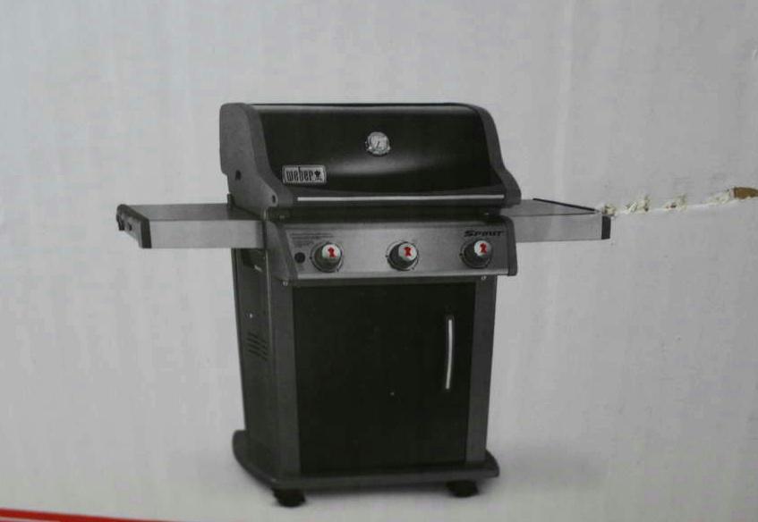 weber spirit e 310 lp gas grill 46510001 ebay. Black Bedroom Furniture Sets. Home Design Ideas