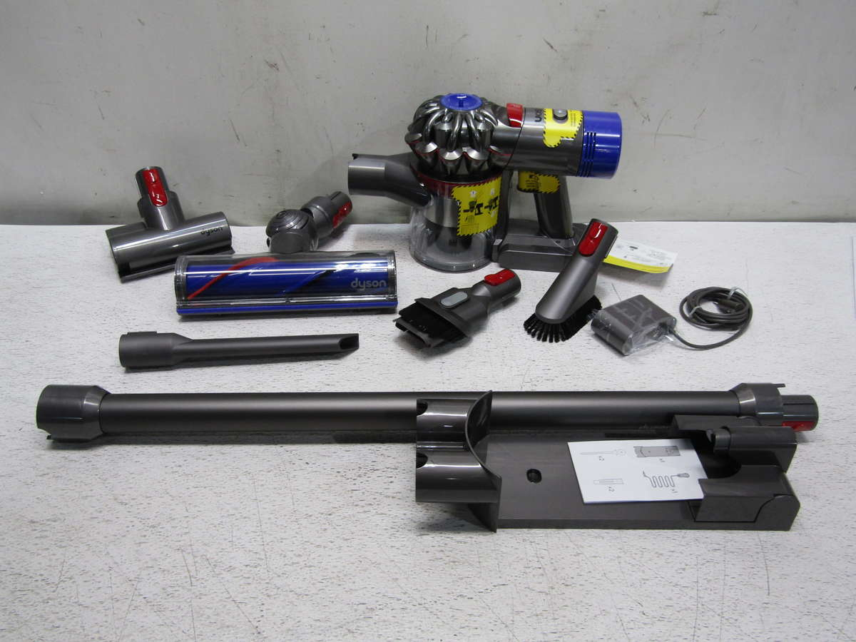 Dyson V7 Animal Plus Cordfree Stick Vacuum 885609013305 Ebay