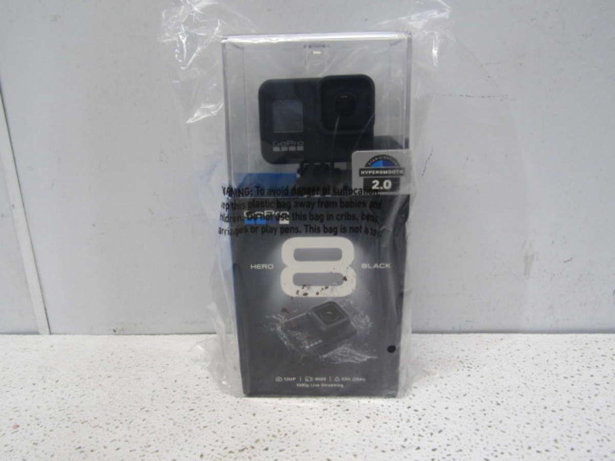 GoPro HERO8 4K Action Camera - Black