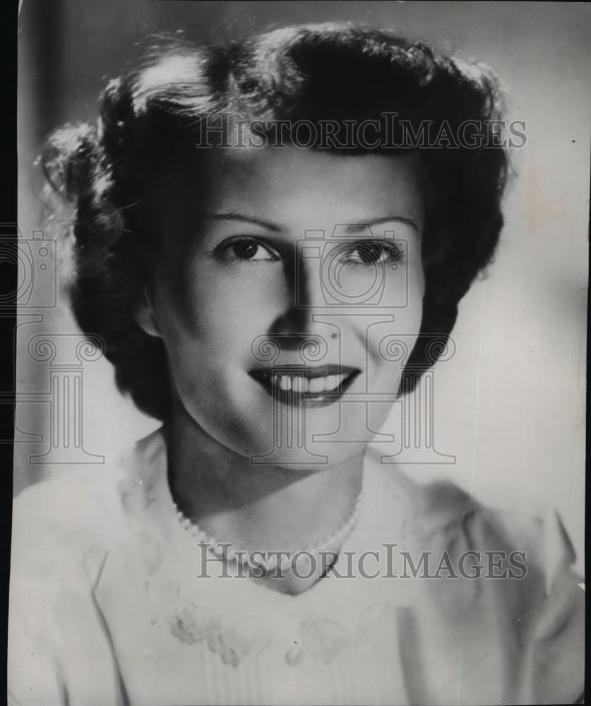 Pat Nixon By Pinterest: 1957 Press Photo Pat Nixon - Spa15532