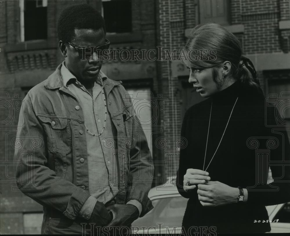 1969 Press Photo Sidney Poitier Joanna Shimkus In A Scene From The Lost Man Ebay Select from premium joanna shimkus of the highest quality. details about 1969 press photo sidney poitier joanna shimkus in a scene from the lost man