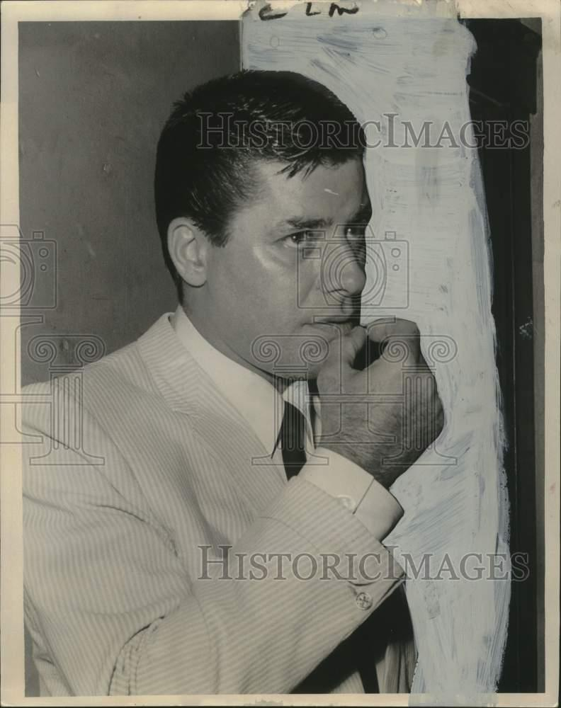 Details about 1963 Press Photo Jerry Lewis in New Orleans to promote