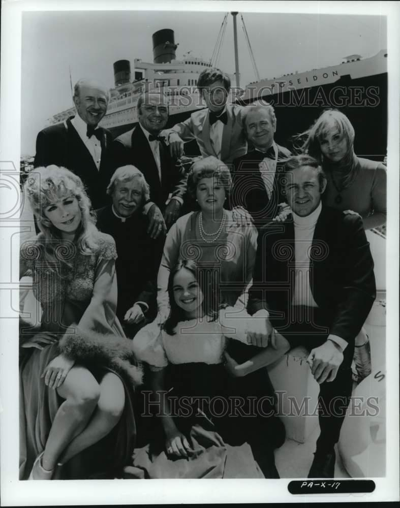 Movie And Tv Press Photos Poseidon Adventure
