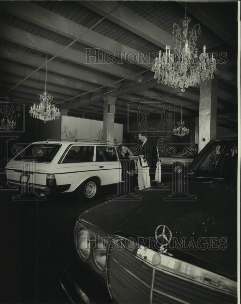 St Charles Mercedes >> Details About 1982 Press Photo Mercedes Benz Showroom Of Stephens Imports On St Charles Ave