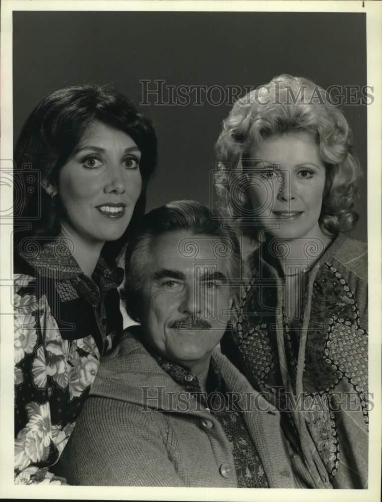 """1979 Press Photo """"Another World"""" NBC Series Cast Members ..."""