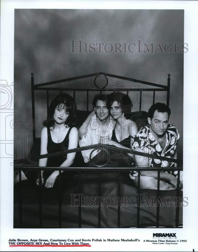 "1992 Press Photo ""The Opposite Sex And How To Live With"