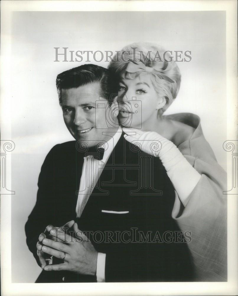 Press Photo Gordon And Sheila MacRae | EBay