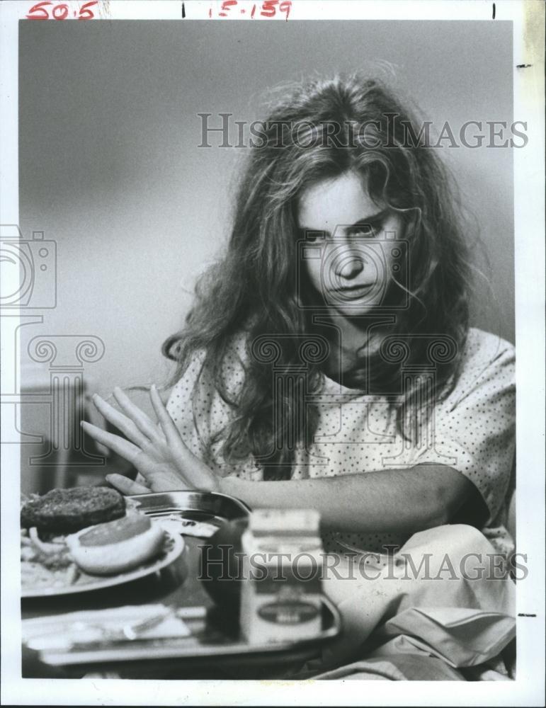 1983 Press Photo Jennifer Jason Leigh American Actress