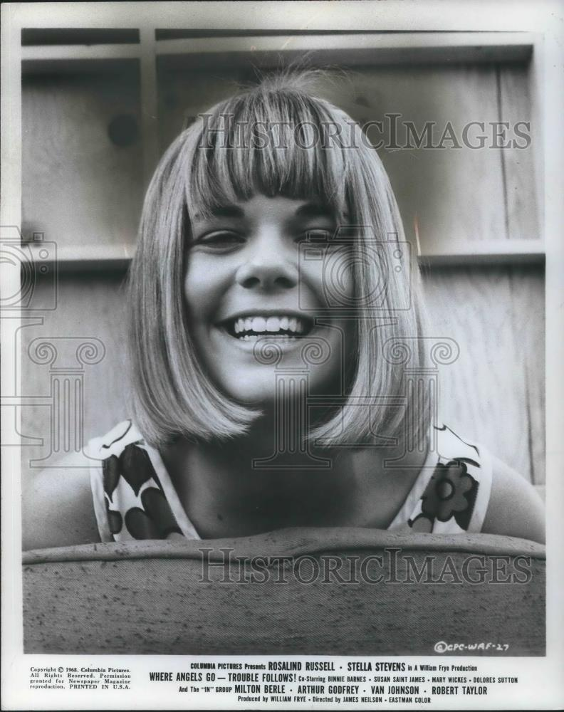 1968 фото для прессы Мэри Джо Бегли Дейтона-cvp05244 | eBay