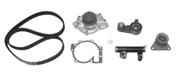 1994 volvo 960 2 9l water pump and timing belt kit    tensioner