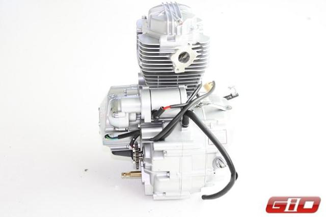 Gio 200cc Atv 4 Stroke Manual Engine
