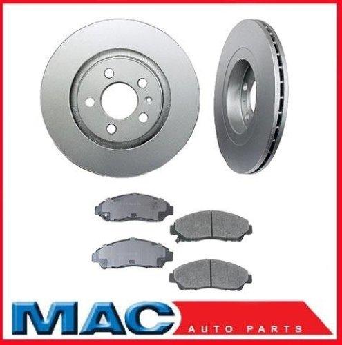 Acura MDX ZDX PILOT (2) 31468 Front Brake Rotors & CD1378
