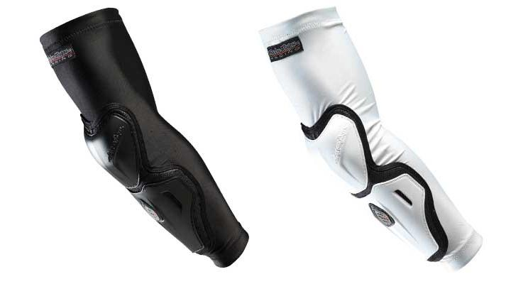 Troy-Lee-Designs-SE-Elbow-Guard-Black-White-all-sizes