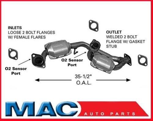 91 92 93 94 95 Taurus Sho 30l Catalytic Converter: Catalytic Converter 1998 Ford Taurus At Woreks.co