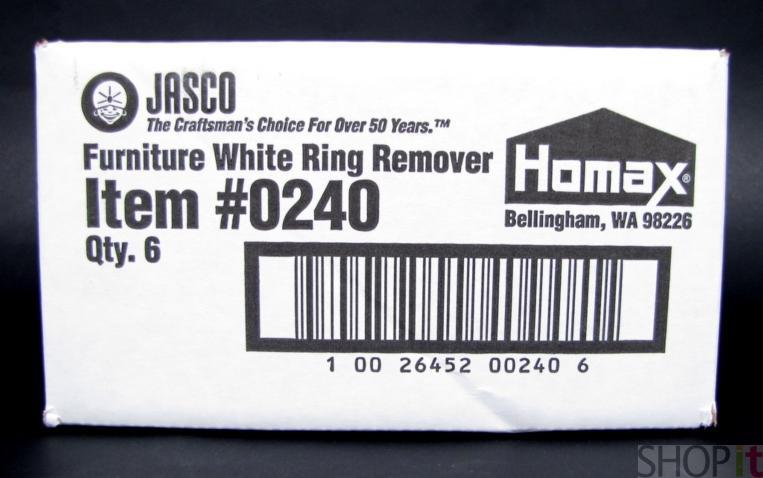 Jasco Furniture White Ring Stain Remover Polish Cloth Ebay