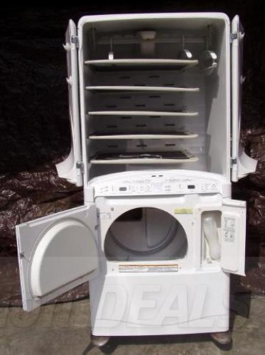 Maytag Neptune Dc Dryer With Steam Cabinet | Bar Cabinet