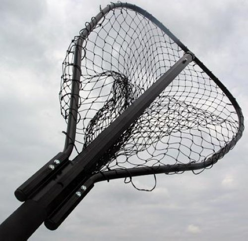 catfish salmon premium large landing net 24 5 x 20 with