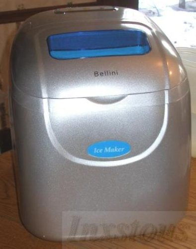Details about Bellini Portable Countertop Ice Maker Machine 33 lb/day