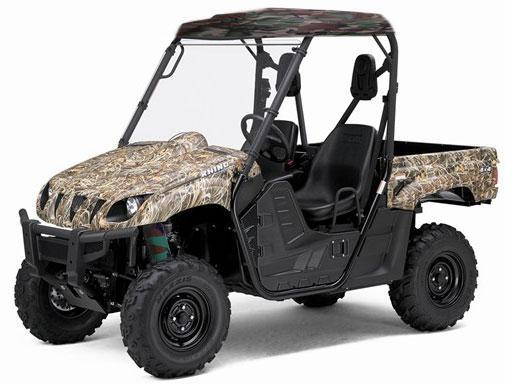 YAMAHA RHINO 450 660 700 CAMO Soft Sun Top Roof NEW