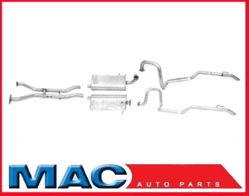 2003 Ford crown victoria exhaust system