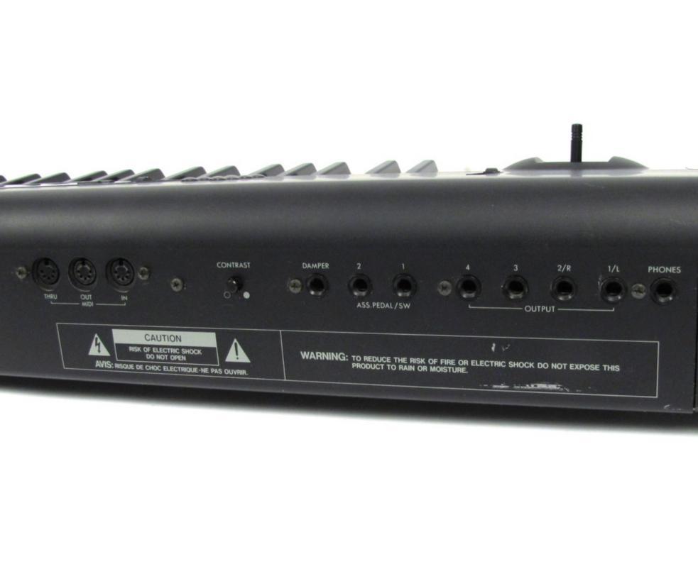 korg m1 keyboard synthesizer music workstation synth ebay. Black Bedroom Furniture Sets. Home Design Ideas