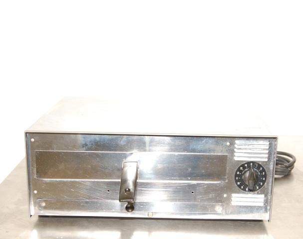 Countertop Pizza Oven Used : wisco electric countertop pizza oven model 412 used wisco electric