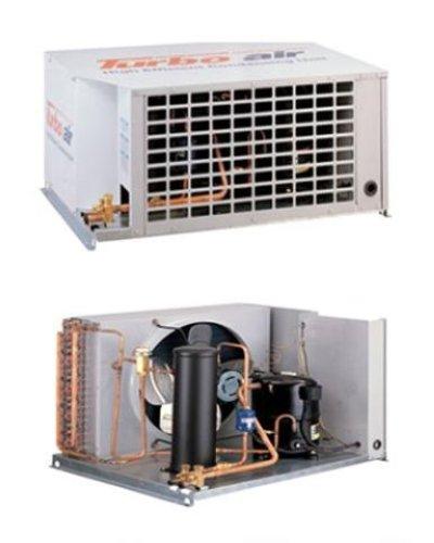 Turbo air walkin cooler condenser compressor 18 240 btu ebay for Walk in cooler motor
