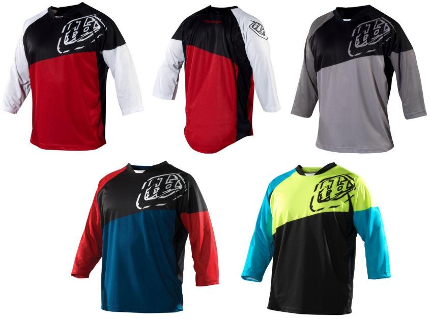 2012-Troy-Lee-Designs-Ruckus-Jersey-All-Colors-and-Sizes-MTB-Cycling-Bike